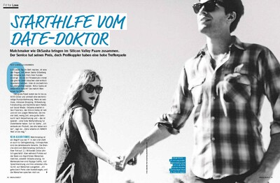 FIT FOR FUN: Starthilfe vom Date-Doktor